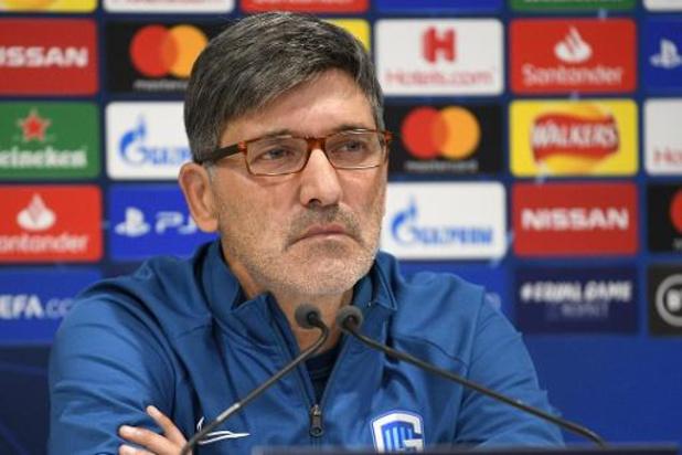 """Felice Mazzu: """"Willen genieten tegen beste ploeg van de wereld"""""""