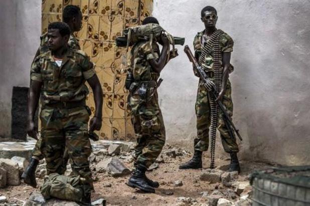Zeker 12 doden bij gevechten in Somalië