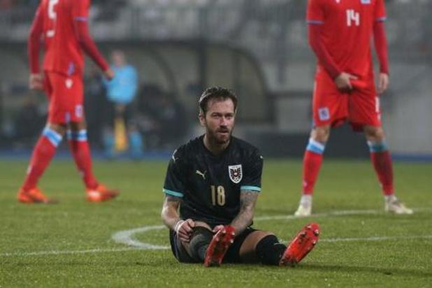 Matchs internationaux amicaux - Partage entre les Pays-Bas et l'Espagne, Zulj et Holzhauser titulaires avec l'Autriche