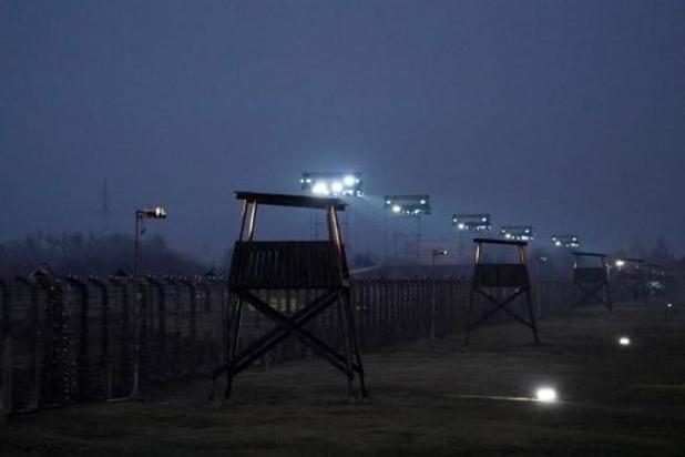 Reeks voorwerpen van gevangenen ontdekt in Auschwitz