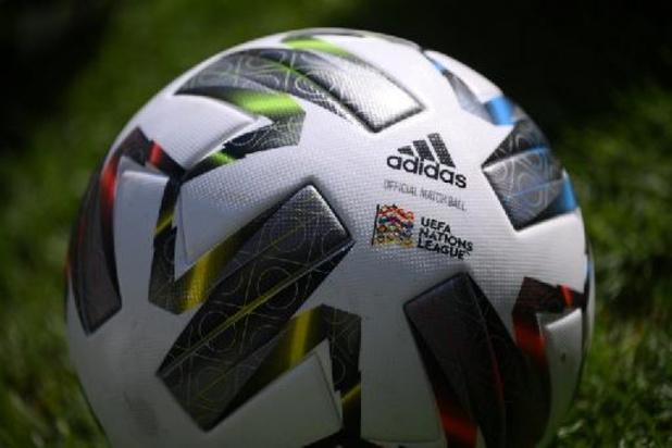 Les U19 belges s'imposent en amical contre l'Angleterre