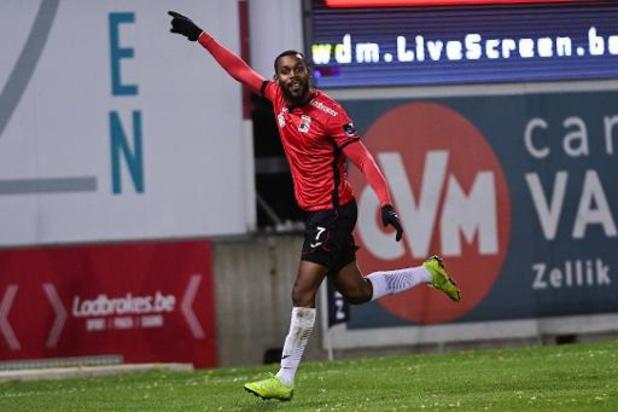 1B Pro League - RWDM dient Westerlo 3-1 nederlaag toe