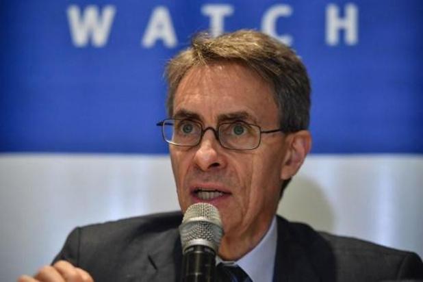 """Human Rights Watch """"paye le prix"""" de son soutien aux manifestants à Hong Kong"""