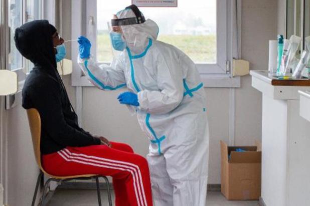 Le nombre de contaminations pourrait gonfler de 10% avec la nouvelle stratégie de tests
