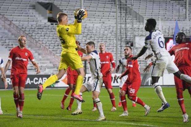 Une dernière journée de phase de groupes sans enjeu pour les clubs belges
