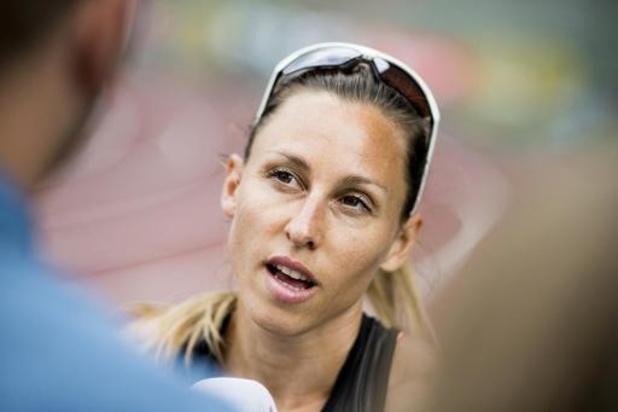 """Vlaamse kampioenschappen indooratletiek - Eline Berings begint sterk aan allerlaatste seizoen: """"Probeer er niet bij stil te staan"""""""