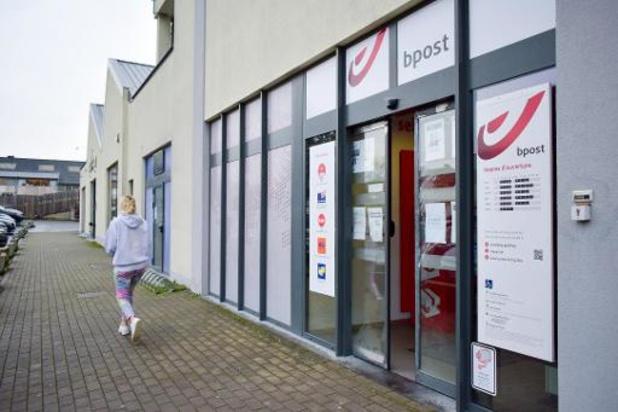 Les bureaux de poste seront fermés vendredi
