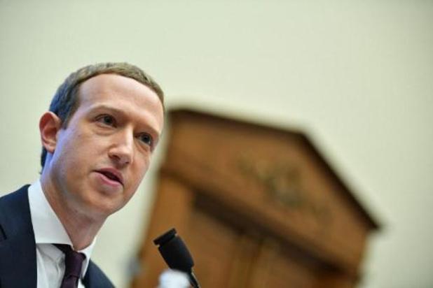 Facebook-baas verhoord door Amerikaanse concurrentiewaakhond