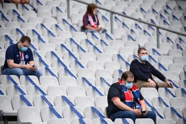 Jupiler Pro League - Protocol voor voetbal met meer supporters, maar voorlopig geen uitsupporters welkom