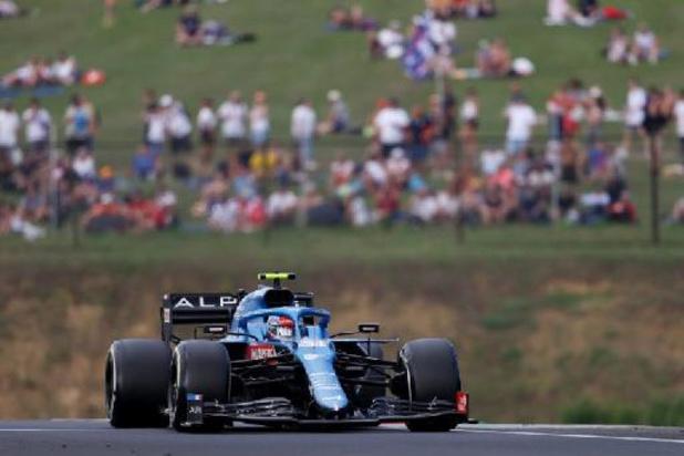 Ocon boekt eerste GP-zege, Hamilton neemt leidersplaats over van Verstappen