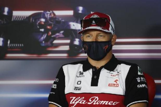 Kimi Räikkönen, ancien champion du monde, arrêtera la F1 à la fin de la saison