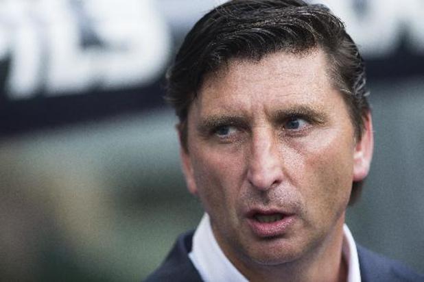 Luc Nilis wordt hoofdcoach bij SV Belisia