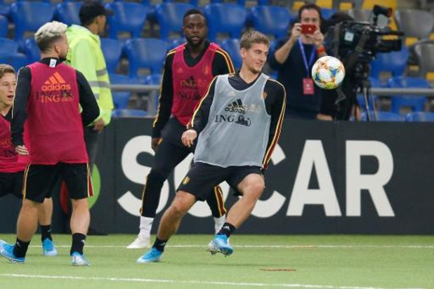 Martinez geeft Praet en Batshuayi een basisplaats tegen Kazachstan