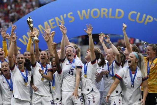 Les fédérations belge, allemande et néerlandaise veulent organiser le Mondial féminin 2027