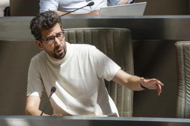 Imade Annouri vervangt Wouter Van Besien als nieuwe fractieleider van Groen Antwerpen