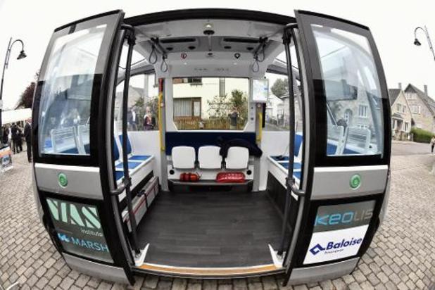 "Minister Peeters investeert 418.000 euro in ""slimme mobiliteit"" op Terhills"
