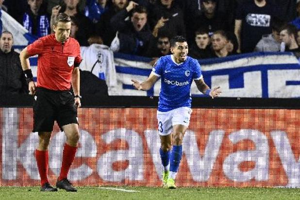 Europa League - Genk corrigé à domicile par le Dynamo Zagreb