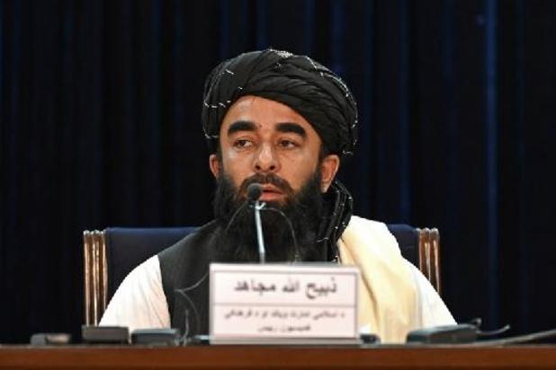 Afghanistan: les talibans mettent en garde quiconque tenterait de leur résister