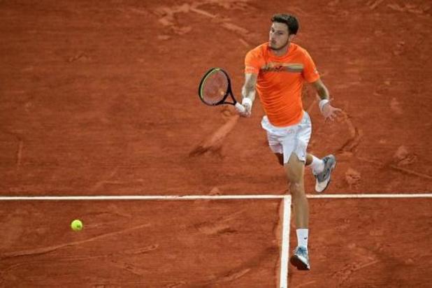 Roland-Garros - Pablo Carreno Busta rejoint Novak Djokovic en quarts de finale