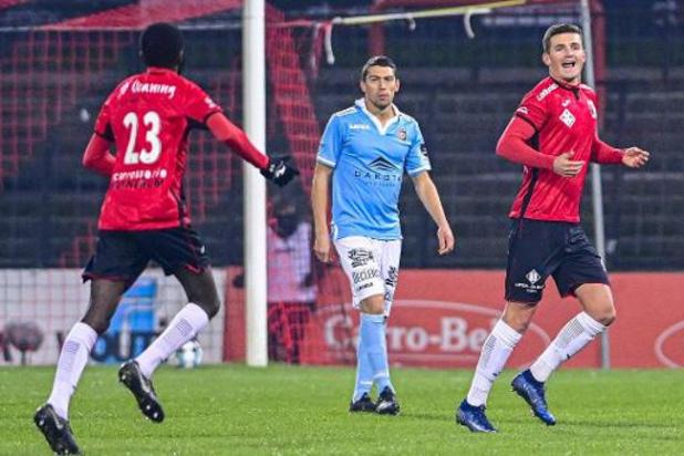 1B Pro League - Geen winnaar in RWDM-Deinze