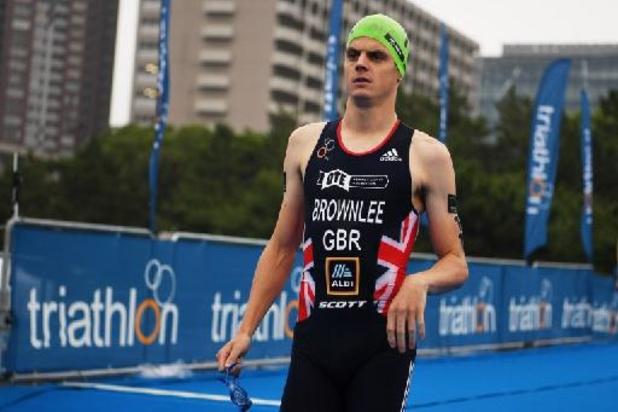 Coupe du monde de triathlon - Jonathan Brownlee s'impose en Sardaigne, Noah Servais dans le top 20