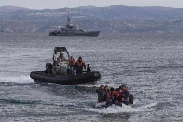 Frontex biedt Griekenland extra steun bij grensbewaking