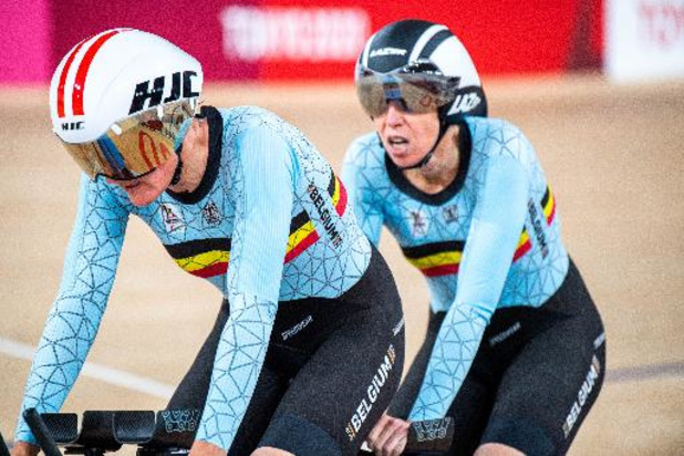 """Paralympische Spelen - Griet Hoet en Anneleen Monsieur balen na vierde plaats: """"Dit is heel zuur"""""""