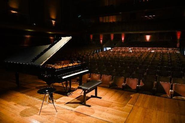 Les six finalistes du Concours Reine Elisabeth de piano sont connus