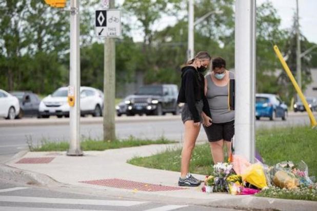 """Attaque à la voiture-bélier au Canada: Trudeau dénonce une """"attaque terroriste"""""""