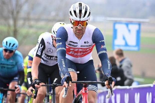 Edward Theuns (Trek-Segafredo) remporte la 5e et dernière étape