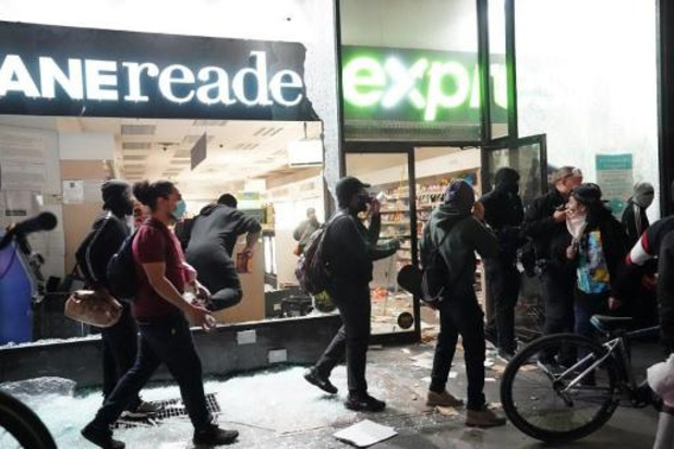 Opnieuw protesten in New York, ondanks uitgaansverbod