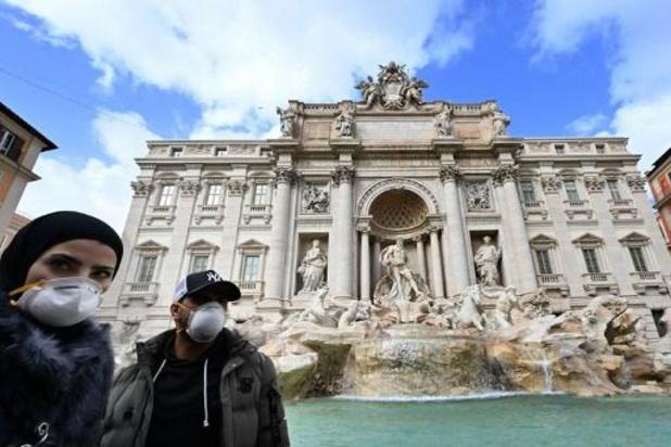 Op 24 uur tijd 41 bijkomende doden in Italië