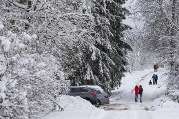 Capaciteit Hoge Venen komend weekend beperkt tot 2.400 auto's