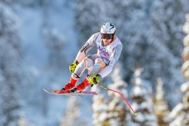 Le Norvégien Aleksander Aamodt Kilde remporte la Coupe du monde de ski alpin
