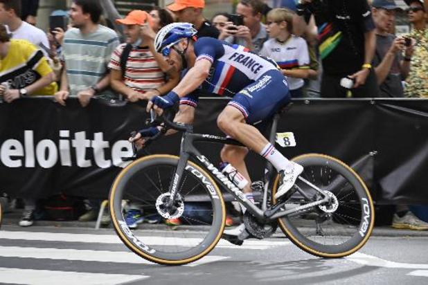 """Mondiaux de cyclisme - Florian Sénéchal: """"Julian a vraiment été impressionnant"""""""