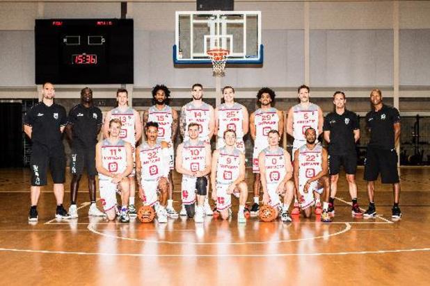 FIBA Europe Cup - Anvers débute sa campagne par une victoire contre le Sporting