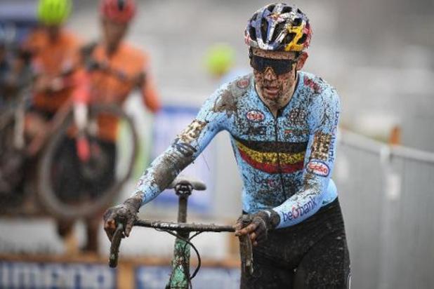 Championnats du monde de cyclocross - Les Mondiaux confirmés à Ostende et se dérouleront à huis clos