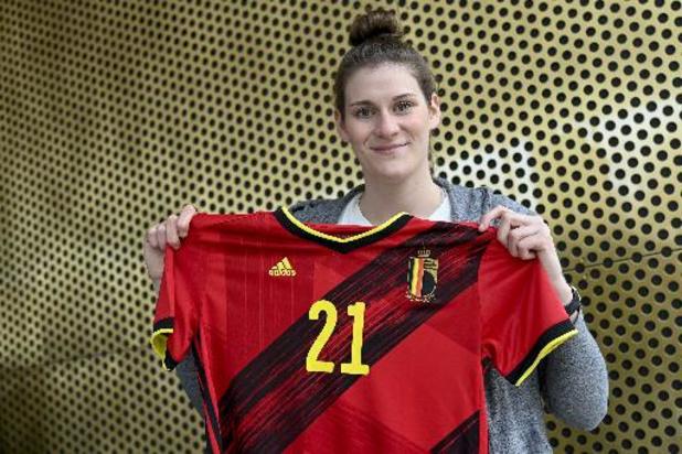Kyara Linskens retrouve un club en Russie, à Orenburg, pour la saison prochaine
