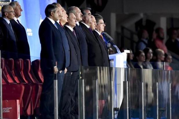 Tachtig mensen opgepakt bij protesten tegen Loekasjenko