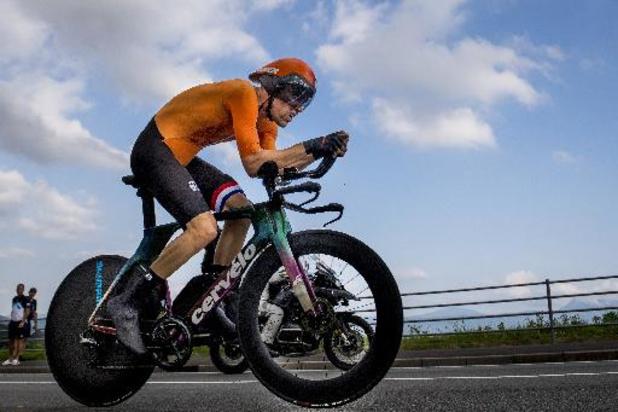 Nederland verbetert met achtste medaille dagrecord op Spelen