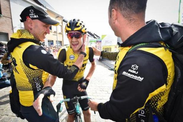 George Bennett remplace Laurens De Plus dans l'équipe Jumbo-Visma pour le Tour