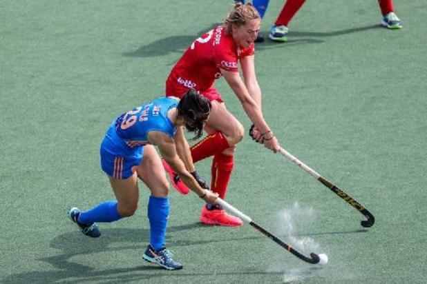Euro de hockey - Battues 1-3 par les Pays-Bas en demies, les Red Panthers joueront le bronze
