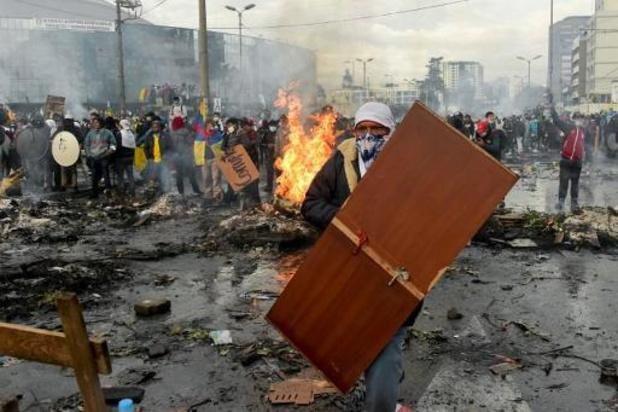 L'ONU envoie une mission en Equateur pour enquêter sur les violences