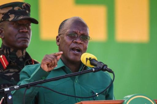 Afrikaanse leider in Nairobi opgenomen met corona