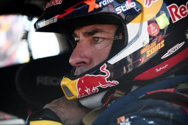 Carlos Sainz pilotera en Extrême E