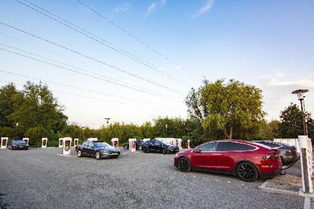 Tesla versterkte Belgische en Europese service in 2020