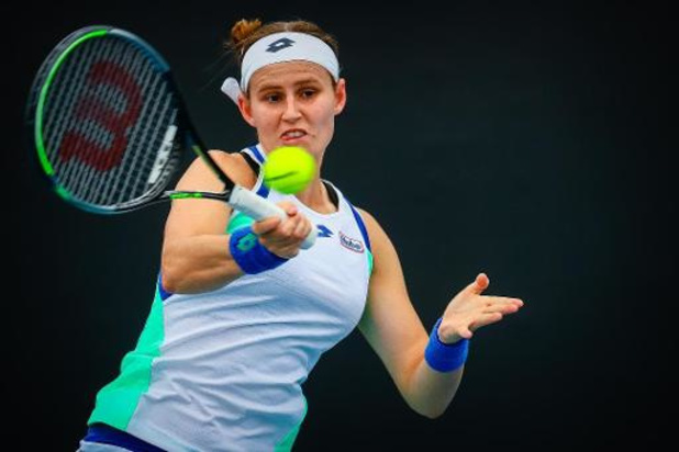 Greet Minnen sneuvelt in tweede ronde WTA Linz