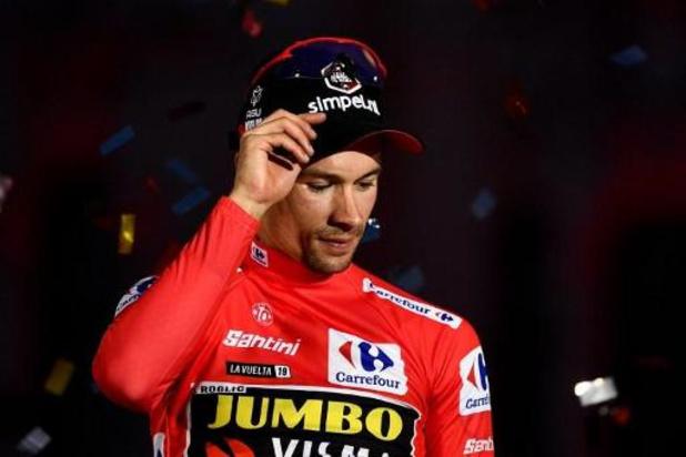 Ronde van Lombardije - Vueltawinnaar Primoz Roglic topfavoriet in laatste monument van het seizoen