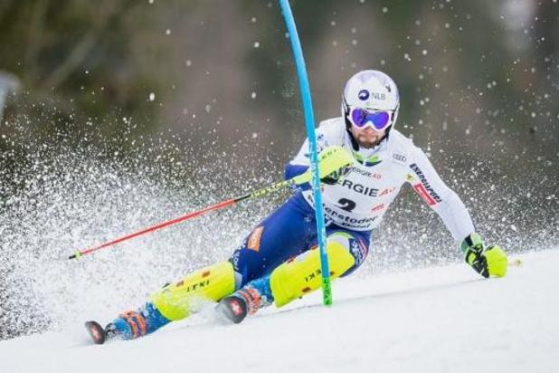 Sloveen Cater zorgt voor stevige verrassing met winst in afdaling van Val d'Isère