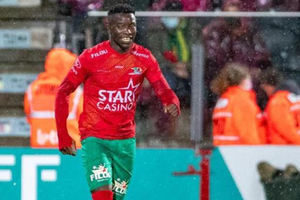 Jupiler Pro League - Oostende wint 3-0 van Moeskroen